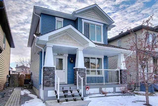 21367 88 Avenue, Edmonton, AB T5T 6T9 (#E4223883) :: The Foundry Real Estate Company