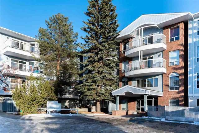 116 15503 106 Street, Edmonton, AB T5X 5W7 (#E4223894) :: The Foundry Real Estate Company