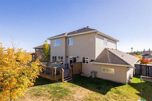 36 Oakcrest Terrace, St. Albert, AB T8N 3L1 (#E4223896) :: The Foundry Real Estate Company