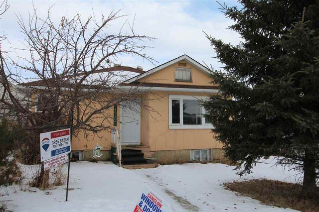 4912 51 Avenue NW, Holden, AB T0B 2C0 (#E4223900) :: The Foundry Real Estate Company