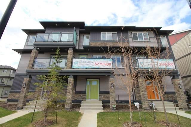 100 1530 Tamarack Boulevard, Edmonton, AB T6T 2E6 (#E4223922) :: The Foundry Real Estate Company
