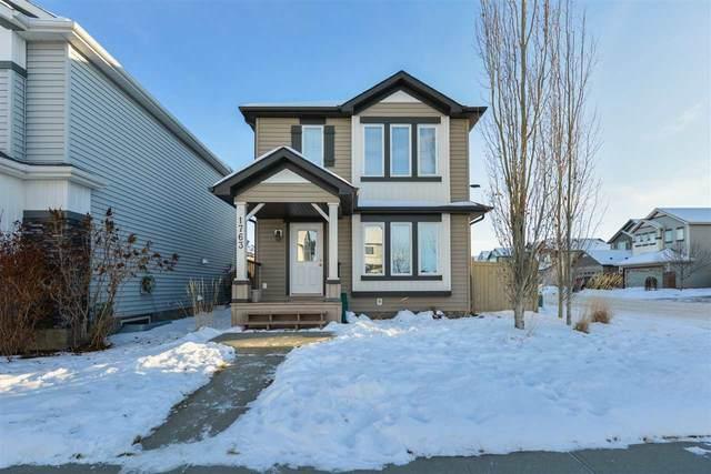 1763 63 Street, Edmonton, AB T6X 0S1 (#E4223923) :: The Foundry Real Estate Company
