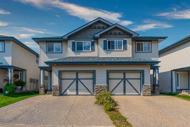 55 2565 Hanna Crescent, Edmonton, AB T6R 0M4 (#E4223926) :: The Foundry Real Estate Company