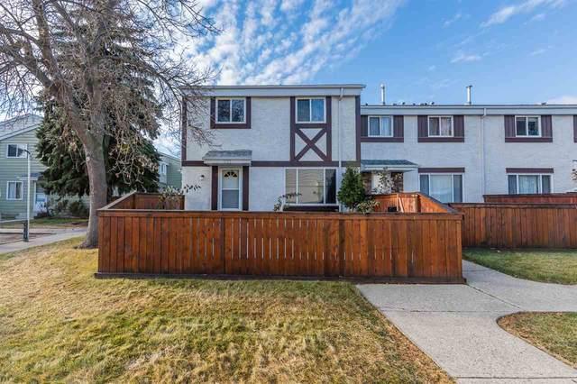 237 Primrose Gardens Gardens, Edmonton, AB T5T 0R1 (#E4223927) :: The Foundry Real Estate Company