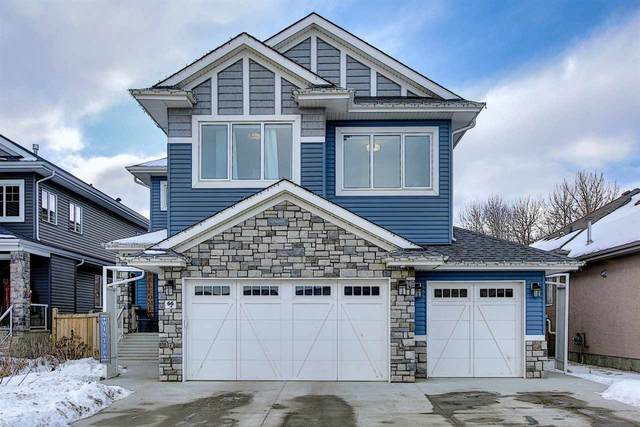 66 Enchanted Way N, St. Albert, AB T8N 7R7 (#E4223929) :: The Foundry Real Estate Company