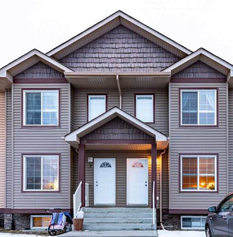 #3 320 Spruce Ridge Road, Spruce Grove, AB T7X 0H5 (#E4223932) :: The Foundry Real Estate Company