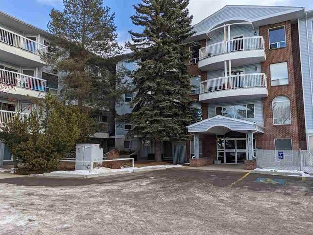 117 15503 106 Street, Edmonton, AB T5X 5W7 (#E4223940) :: The Foundry Real Estate Company