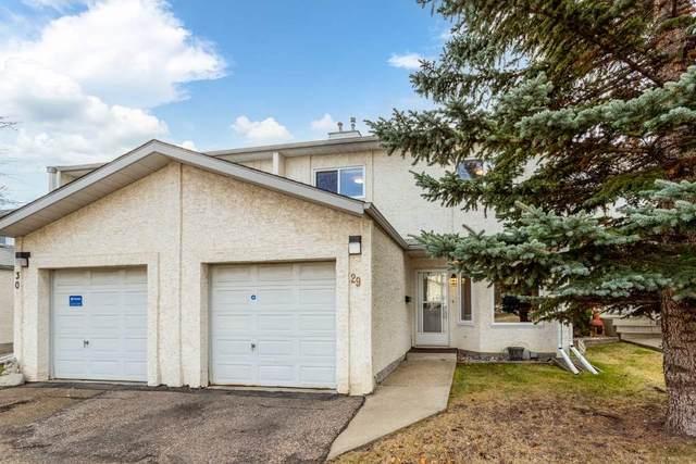 29 3520 60 Street, Edmonton, AB T6L 6H5 (#E4223949) :: The Foundry Real Estate Company