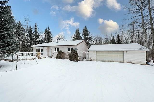 250 23016 TWP RD 504, Rural Leduc County, AB T0B 3M1 (#E4223950) :: The Foundry Real Estate Company