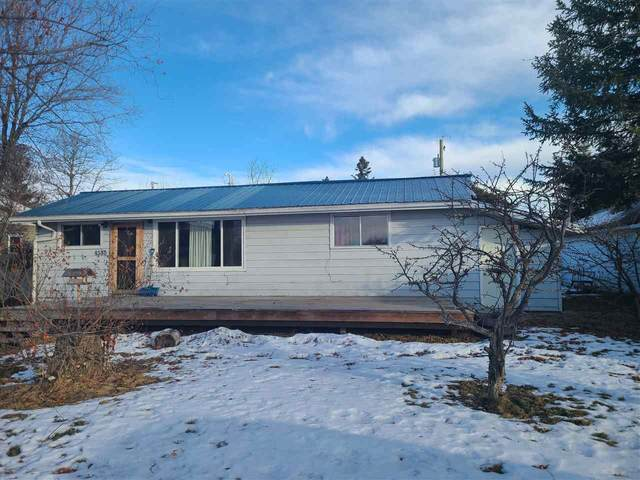 4535 47ST, Rural Lac Ste. Anne County, AB T0E 0A0 (#E4223960) :: The Foundry Real Estate Company