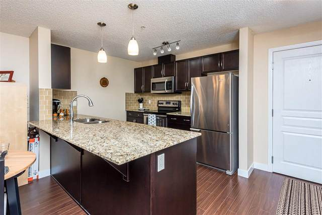 325 2045 Grantham Court, Edmonton, AB T5T 3X6 (#E4223977) :: The Foundry Real Estate Company