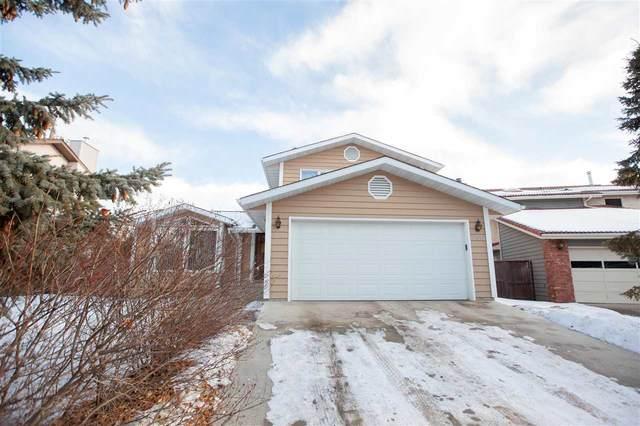 236 Gariepy Crescent, Edmonton, AB T6M 1A3 (#E4223992) :: The Foundry Real Estate Company