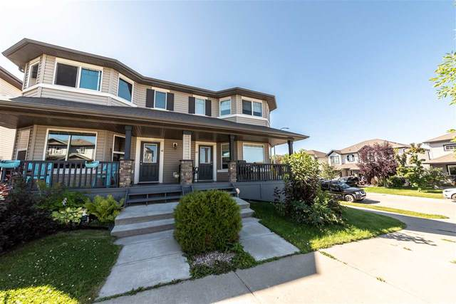 43 Veronica Hill(S), Spruce Grove, AB T7X 0G9 (#E4223998) :: The Foundry Real Estate Company