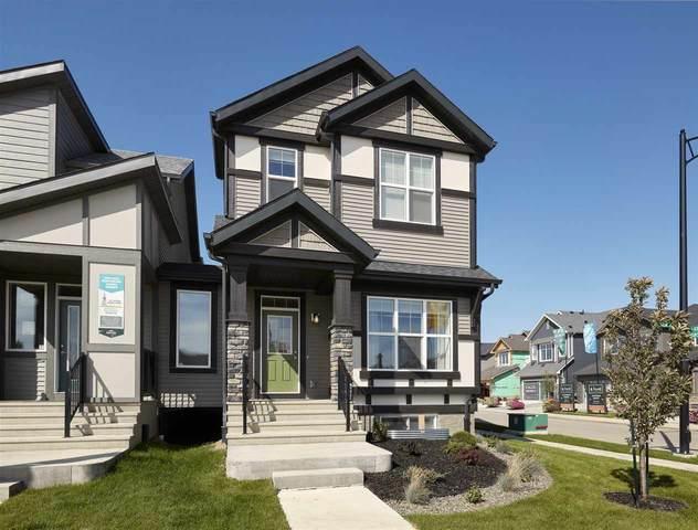 1180 Keswick Drive, Edmonton, AB T6W 4J5 (#E4224006) :: The Foundry Real Estate Company