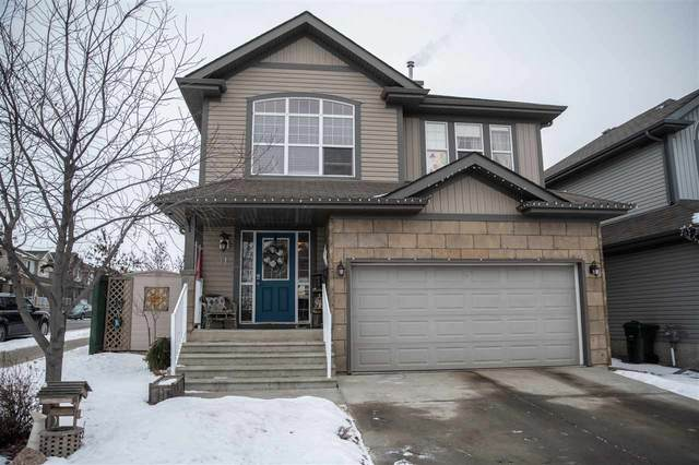 31 Virginia Loop, Spruce Grove, AB T7X 0B8 (#E4224018) :: The Foundry Real Estate Company