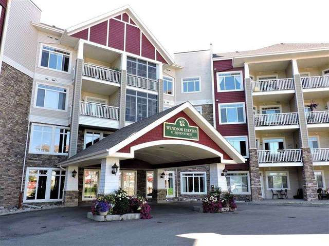 406 511 Queen Street, Spruce Grove, AB T7X 0G4 (#E4224052) :: The Foundry Real Estate Company