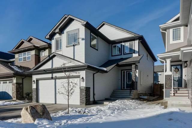 4008 171 Avenue, Edmonton, AB T5Y 3R9 (#E4224055) :: RE/MAX River City