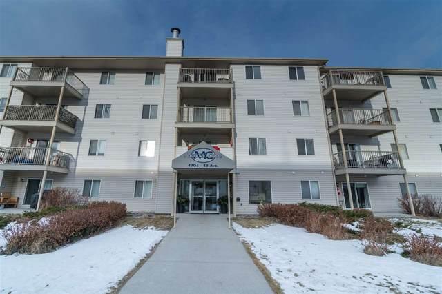 208 4703 43 Avenue, Stony Plain, AB T7Z 2S7 (#E4224075) :: The Foundry Real Estate Company