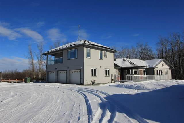155 53510 43 Highway, Rural Lac Ste. Anne County, AB T0E 1V0 (#E4224088) :: The Foundry Real Estate Company