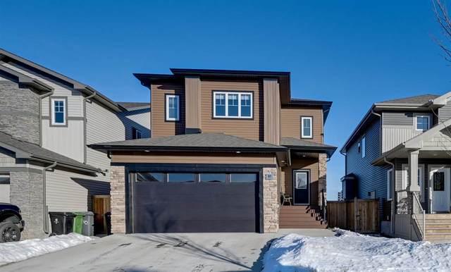 41 Wembley Crescent, Fort Saskatchewan, AB T8L 0L8 (#E4224090) :: The Foundry Real Estate Company