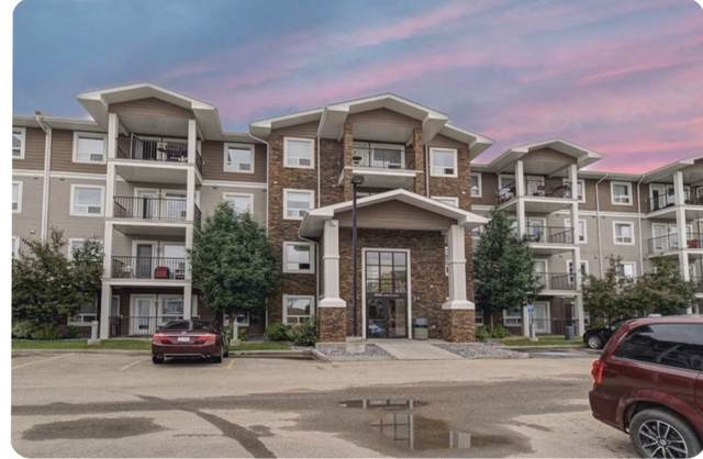 1226 9363 Simpson Drive, Edmonton, AB T6R 0N4 (#E4224099) :: The Foundry Real Estate Company