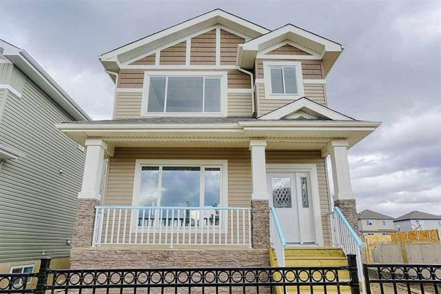 982 Berg Place, Leduc, AB T9E 1L8 (#E4224102) :: Müve Team | RE/MAX Elite