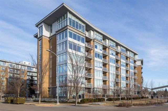 605 2504 109 Street NW, Edmonton, AB T6J 2H3 (#E4224106) :: The Foundry Real Estate Company