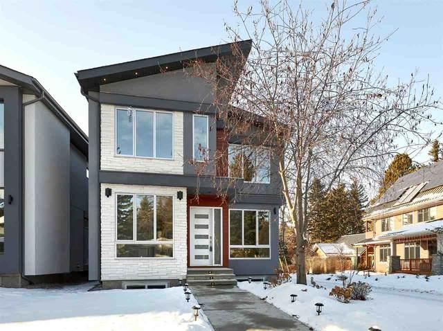 8338 120 Street, Edmonton, AB T6G 1X2 (#E4224110) :: Initia Real Estate