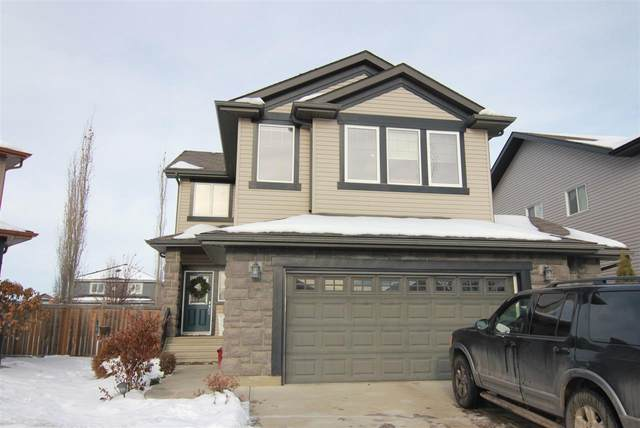 9 Elista Court, St. Albert, AB T8N 3T4 (#E4224112) :: The Foundry Real Estate Company