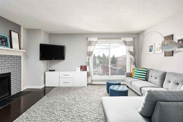 301 47 Akins Drive, St. Albert, AB T8N 3M6 (#E4224130) :: The Foundry Real Estate Company