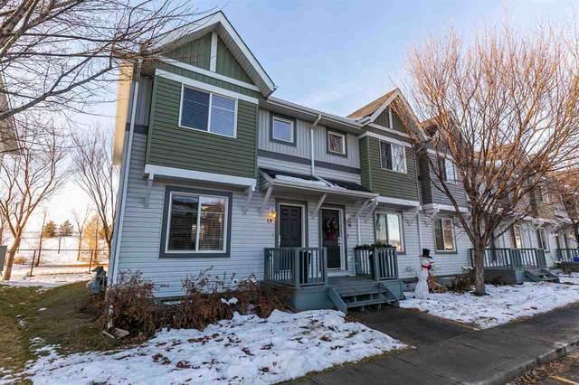 15 1404 Hermitage Road, Edmonton, AB T5A 0P5 (#E4224131) :: The Foundry Real Estate Company