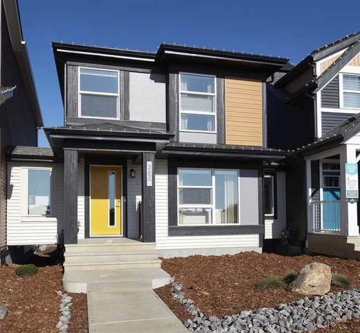 262 Charlesworth Drive, Edmonton, AB T6X 2P4 (#E4224137) :: The Foundry Real Estate Company
