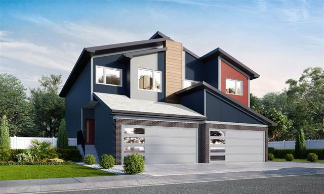 106 Kingsbury Circle, Spruce Grove, AB T7X 0C9 (#E4224142) :: The Foundry Real Estate Company