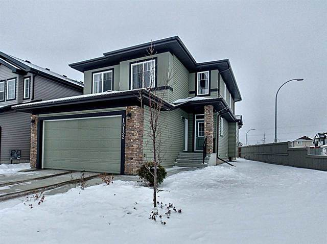 15132 14 Street, Edmonton, AB T5Y 3R5 (#E4224150) :: The Foundry Real Estate Company