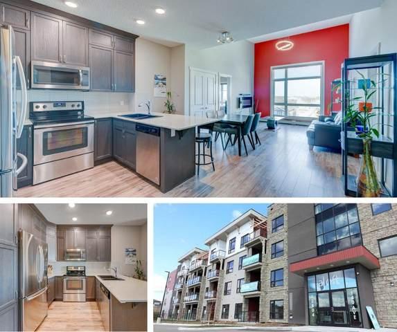 416 12804 140 Avenue, Edmonton, AB T6V 0M3 (#E4224153) :: The Foundry Real Estate Company
