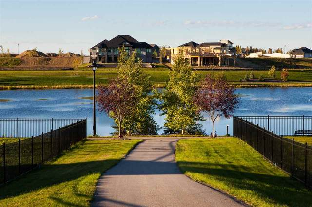 1118 Genesis Lake Boulevard, Stony Plain, AB T7Z 0G3 (#E4224167) :: Initia Real Estate