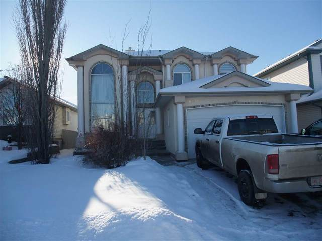8611 160A Avenue, Edmonton, AB T5Z 3C2 (#E4224174) :: The Foundry Real Estate Company