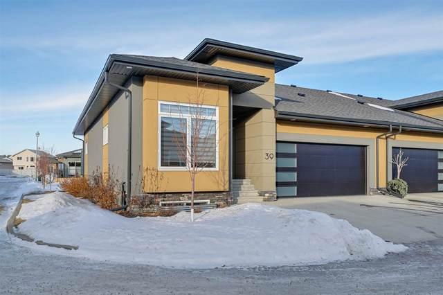 39 4517 190A Street, Edmonton, AB T6M 0R4 (#E4224176) :: The Foundry Real Estate Company