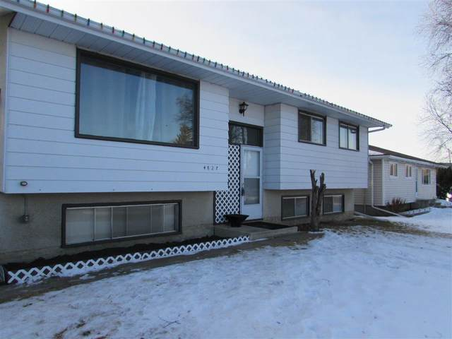 4827 45 Avenue, Gibbons, AB T0A 1N0 (#E4224180) :: The Foundry Real Estate Company