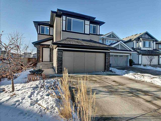 8846 180A Avenue NW, Edmonton, AB T5Z 0J4 (#E4224203) :: The Foundry Real Estate Company