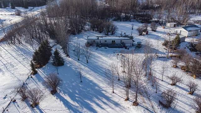 101 54228 Range Road 12, Rural Lac Ste. Anne County, AB T0E 1V2 (#E4224207) :: The Foundry Real Estate Company