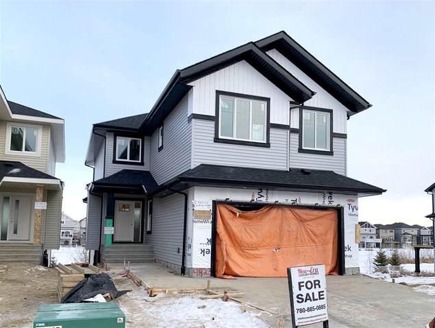 9823 223 Street NW, Edmonton, AB T5T 7B6 (#E4224215) :: The Foundry Real Estate Company