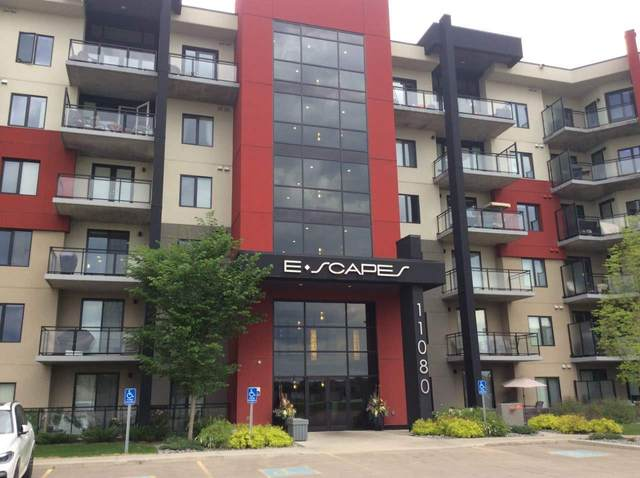 416 11080 Ellerslie Road, Edmonton, AB T6W 2C2 (#E4224235) :: The Foundry Real Estate Company