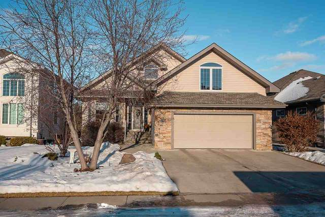 10824 6 Avenue, Edmonton, AB T6W 1G3 (#E4224243) :: The Foundry Real Estate Company