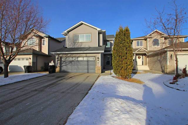 38 Spring Gate, Spruce Grove, AB T7X 4M9 (#E4224250) :: The Foundry Real Estate Company