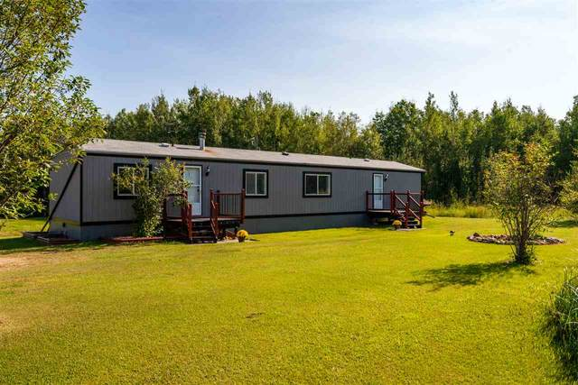 #33 54228 RGE RD 12, Rural Lac Ste. Anne County, AB T0E 1V2 (#E4224264) :: The Foundry Real Estate Company