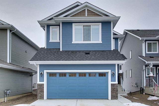 936 Ebbers Crescent, Edmonton, AB T5Y 3V1 (#E4224275) :: The Foundry Real Estate Company