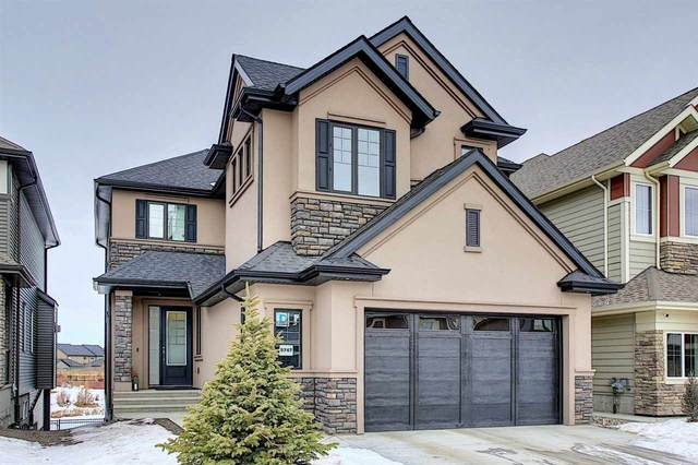 5747 Keeping Crescent SW, Edmonton, AB T6W 0S5 (#E4224276) :: The Foundry Real Estate Company