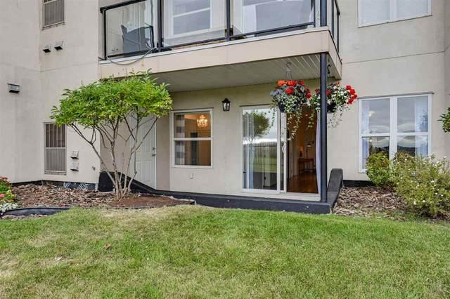 117 9507 101 Avenue, Edmonton, AB T5H 4R1 (#E4224277) :: The Foundry Real Estate Company