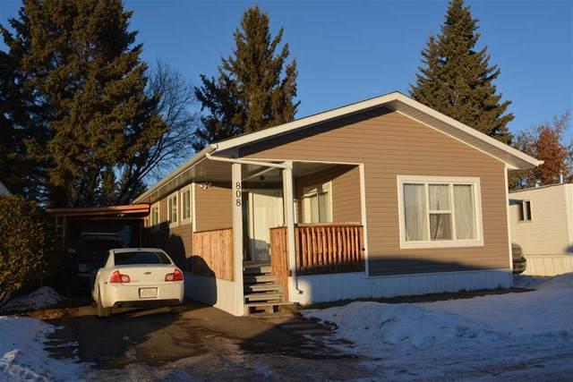 808 West Coast Bay NW, Edmonton, AB T5S 1T6 (#E4224282) :: RE/MAX River City